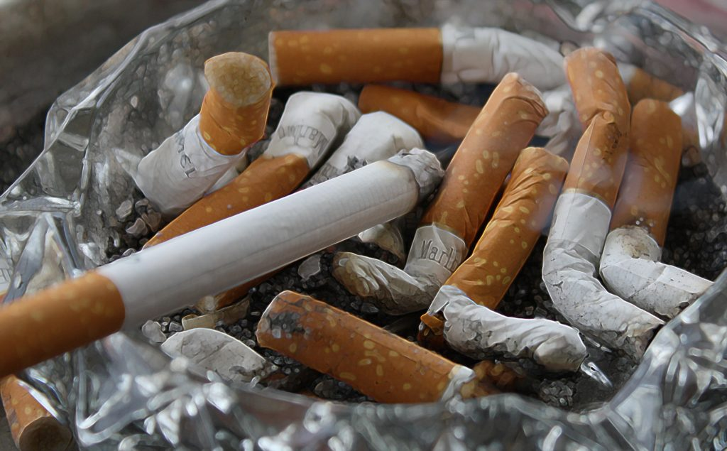 Smoking and the COPD link