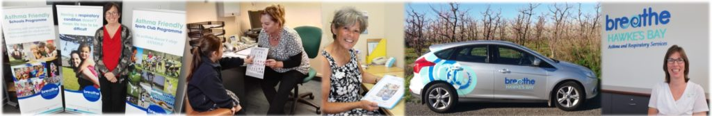 Breathe Hawke's Bay Centre Report – A catch up with Clinical Nurse Manager, Julie Shaw