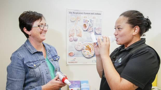 BHB spread World Asthma Day message